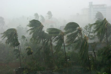 Natural Disasters Cyclones In India