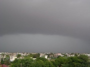 Monsoon rainfall in Karachi 2010