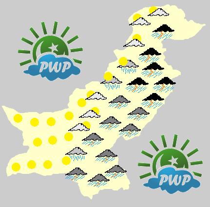 Pakistan Weather Update & Monsoon alert (July 21 – July 28