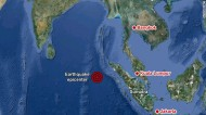 TSUNAMI: Powerful Earthquake in Indonesia
