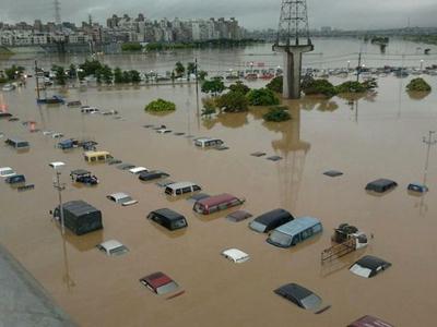 Monsoon madness in Assam, Bangladesh and Mumbai ...