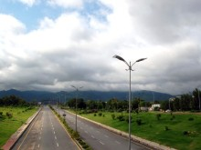Monsoon would once again surround Islamabad!