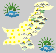 Pakistan Weather Update & Monsoon Alert (July 9 – July 16)