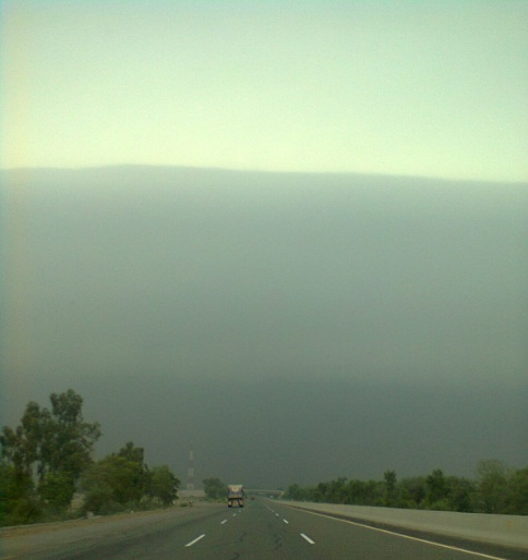 Weather Forecast Islamabad: Portal Interactive: Pictures Of Punjab Storm!