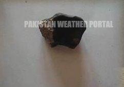 Meteorite of Thar in 2012