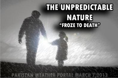 Froze-death