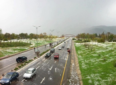 Image result for islamabad hail