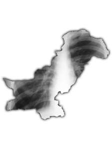 Pakistan's X-ray: Severe diseases after 2010