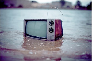 TV Drowns - Unethical reporting during disater
