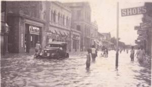 British Karachi experiencing urban flooding