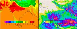 Temperature and Precipitation till September 15
