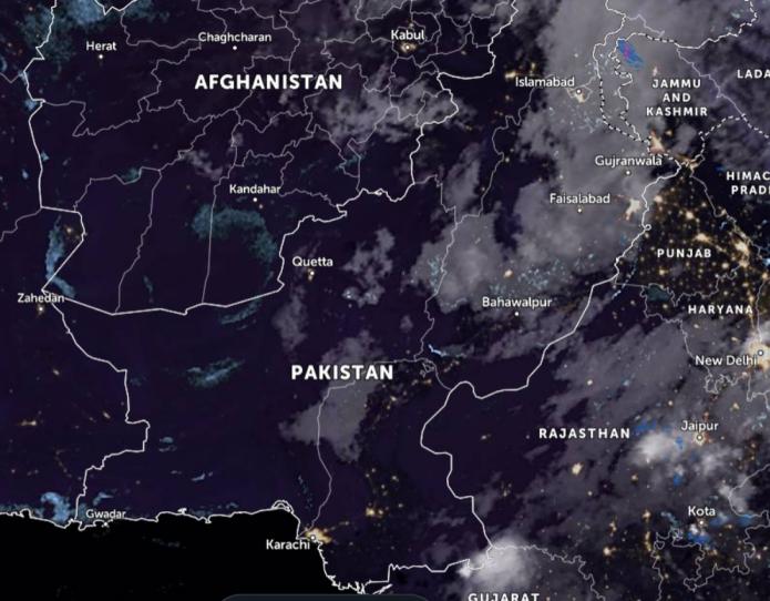 Western disturbance grips Pakistan on June 20